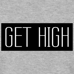 Get High Noir 001 modèles ronds - Sweat-shirt Homme