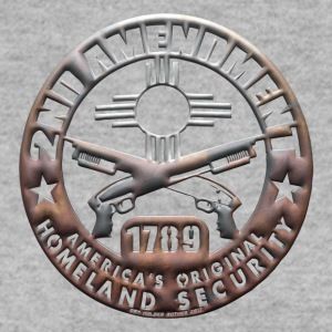 crest 3D US Homeland Security - Felpa da uomo