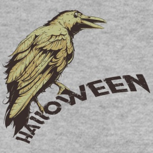 Halloween Raven Horror Raven - Men's Sweatshirt