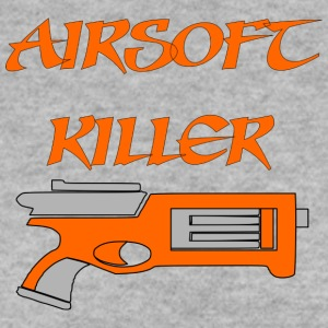 airsoft killer - Men's Sweatshirt