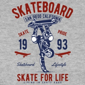 Skate For Life2 - Herre sweater