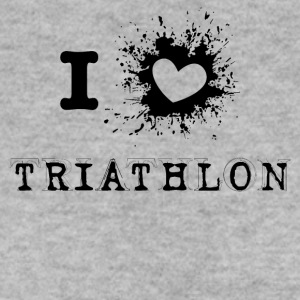 iLove Triathlon - Sweat-shirt Homme