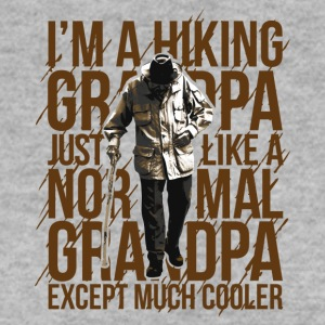 HIKING GRANDPA - Men's Sweatshirt