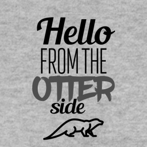Hello from the otter side - Männer Pullover