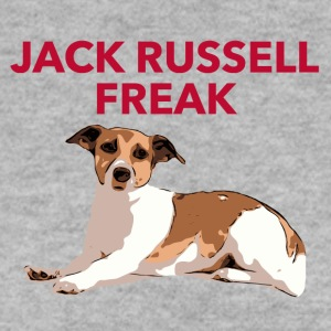 Jack Russel Freak rood - Mannen sweater