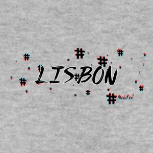 Lisbon #3d - Men's Sweatshirt