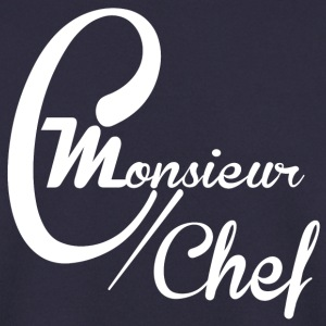 MONSIEUR C/CHEF B 01 - Sweat-shirt Homme