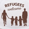 Refugees welcome - Teddy