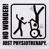 No Wonder! Physiotherapy - Teddy Bear