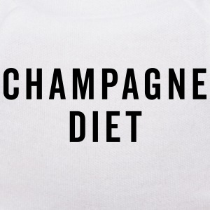 Champagne Diet Funny Quote