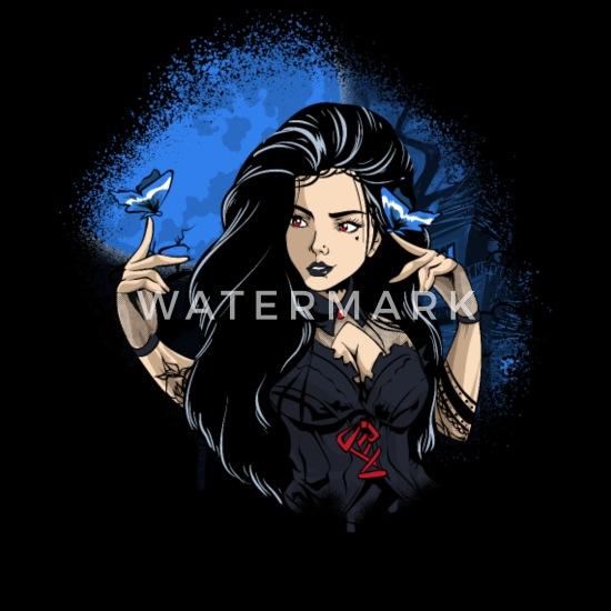 Style De Tatouage Femme Gothique Ours En Peluche Spreadshirt