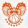 basketball aile wing fly17 vole sport - T-shirt Femme