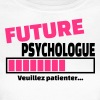 future psychologue - T-shirt Femme