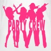 Party Crew / Drinking Team / Party on! 1c - Vrouwen T-shirt