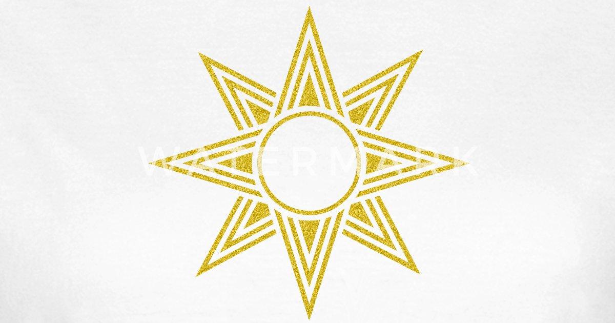 Star Of Ishtar Venus Star Vector Symbol Of The Great Babylonian