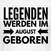 Legenden August - Frauen T-Shirt