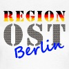 Region Ost - Berlin - Frauen T-Shirt
