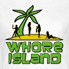 Archer Whore Island - Women's T-Shirt