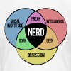 NERD SHIRT - Frauen T-Shirt