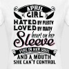 April Girl.... - Women's T-Shirt