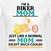 Biker Mom... - Women's T-Shirt