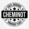 Cheminot / Chemin de fer / Train / Metro - T-shirt Femme