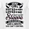 June girls.... - Women's T-Shirt