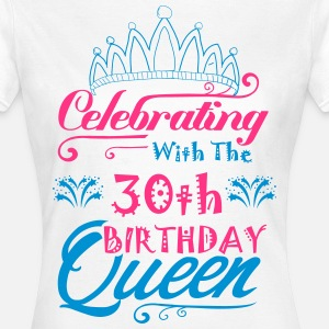 Celebrating With The 30th Birthday Queen