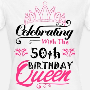 Celebrating With The 50th Birthday Queen