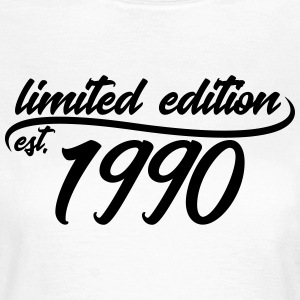 Limited edition est 1990 - Women's T-Shirt