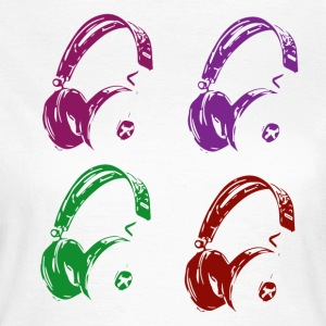 Headphone - Women's T-Shirt