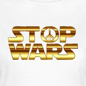 STOP THE WAR COLLECTION - Women's T-Shirt