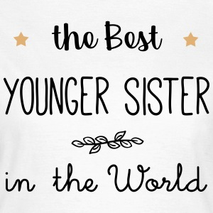 The Best Big Sister In The World Womens T Shirt Spreadshirt