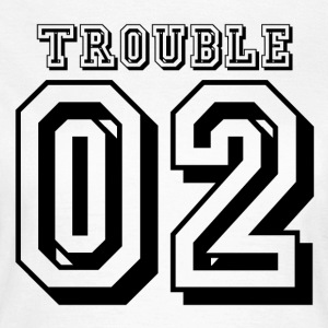 Double Trouble 02 - Camiseta mujer
