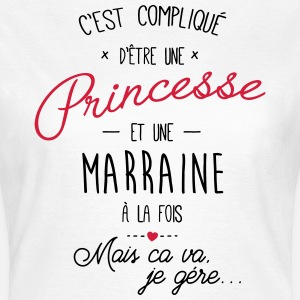 princesse et marraine