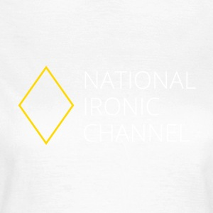 Ironique Canal National - manches longues T-shirt - T-shirt Femme