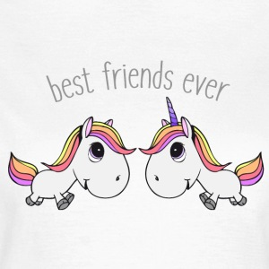 Best friends ever - T-shirt Femme