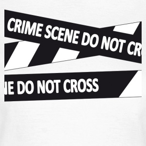 Crimescene - Women's T-Shirt