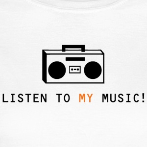 My Music - Women's T-Shirt