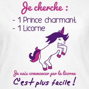 Prince charmant licorne,humour,citation,princesse