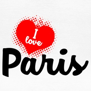 I Love Paris - Women's T-Shirt