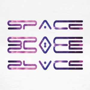 SPACE SPACE - Vrouwen T-shirt