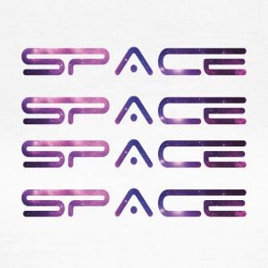 Space Space - Women's T-Shirt