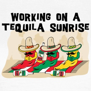 Tequila Sunrise - Frauen T-Shirt