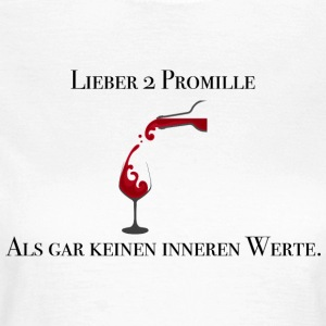 wine - Frauen T-Shirt