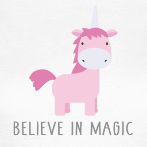 Believe in magic - T-shirt Femme