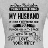 Dear Husband, Love, Your Favorite - Women's T-Shirt