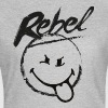 SmileyWorld Rebelle Insolent Rebel - T-shirt Femme