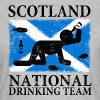 SCOTLAND NATIONAL DRINKING TEAM - Women's T-Shirt