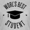 WORLD'S BEST STUDENT - Women's T-Shirt